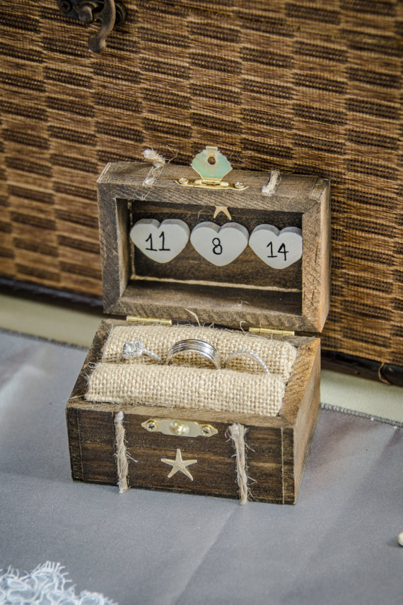20 unique ring bearer boxes and pillows that are perfect for your 20 unique ring bearer boxes and pillows junglespirit Images