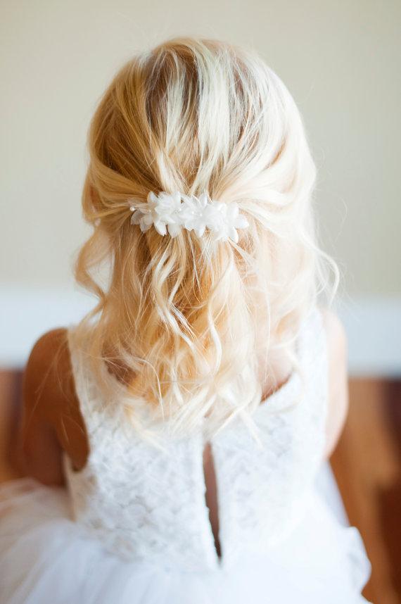 Flower Girl Hair Accessories