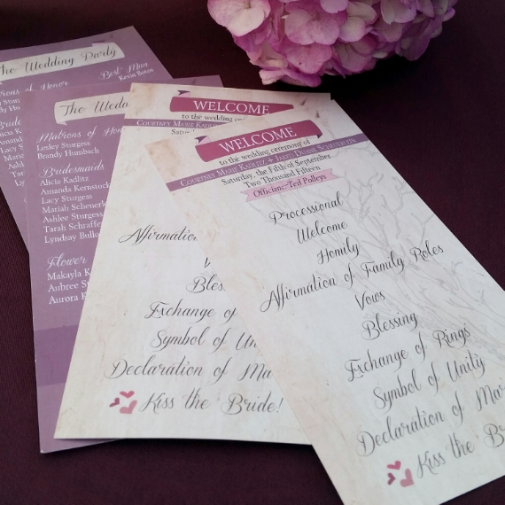 The Bride List Vendor  Cordial Punch Press