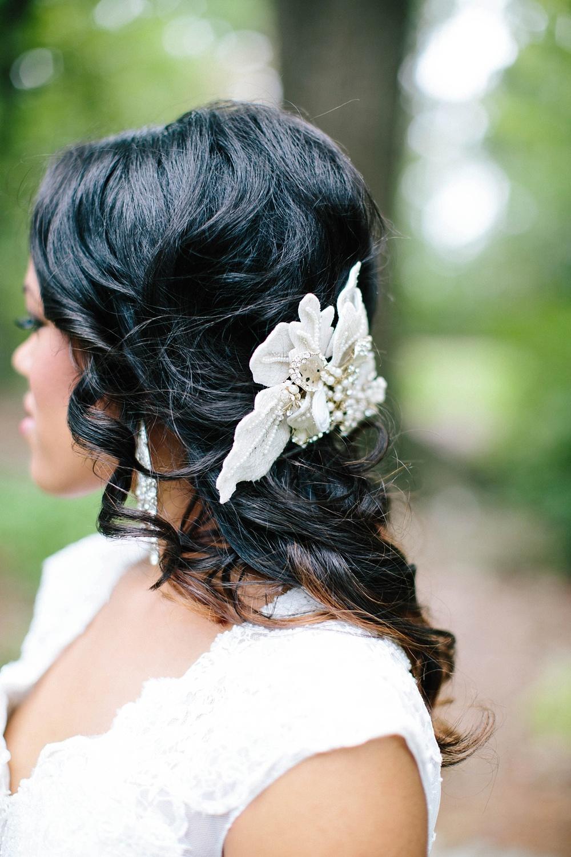 bridal hairstyle ideas, bridal hair accessoriesdavids bridal