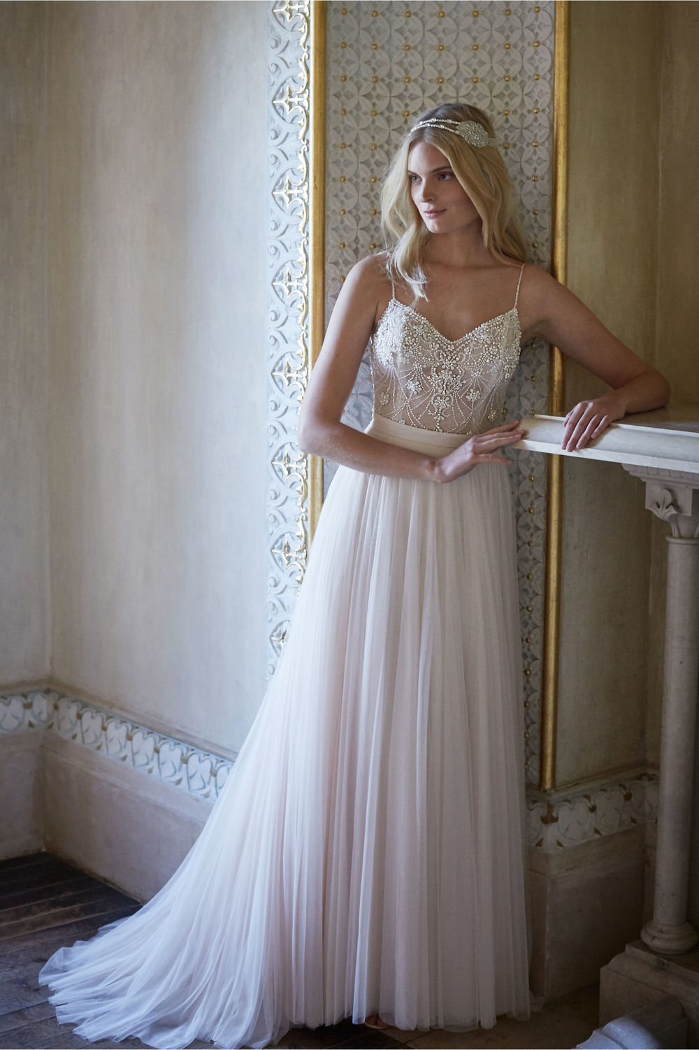 bridal separates by BHLDN