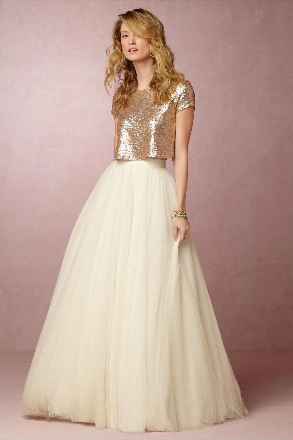 bridal separates BHLDN