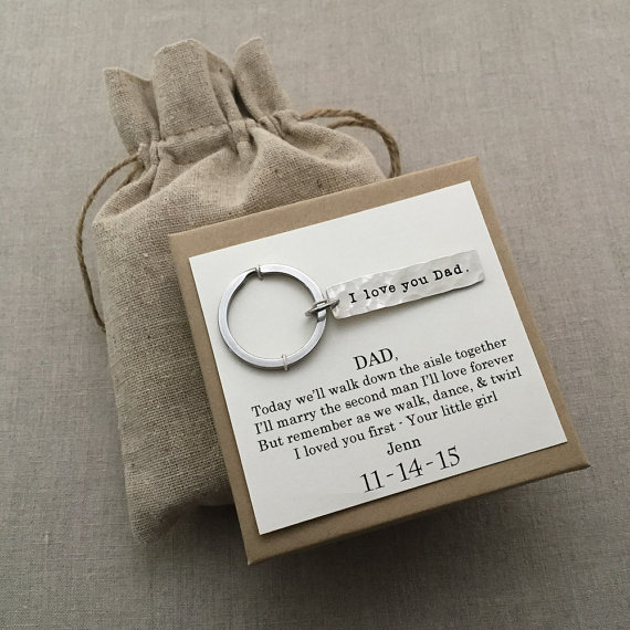 Wedding Day Gift Dad : Father of the Bride (or Fathers Day) Gift Ideas