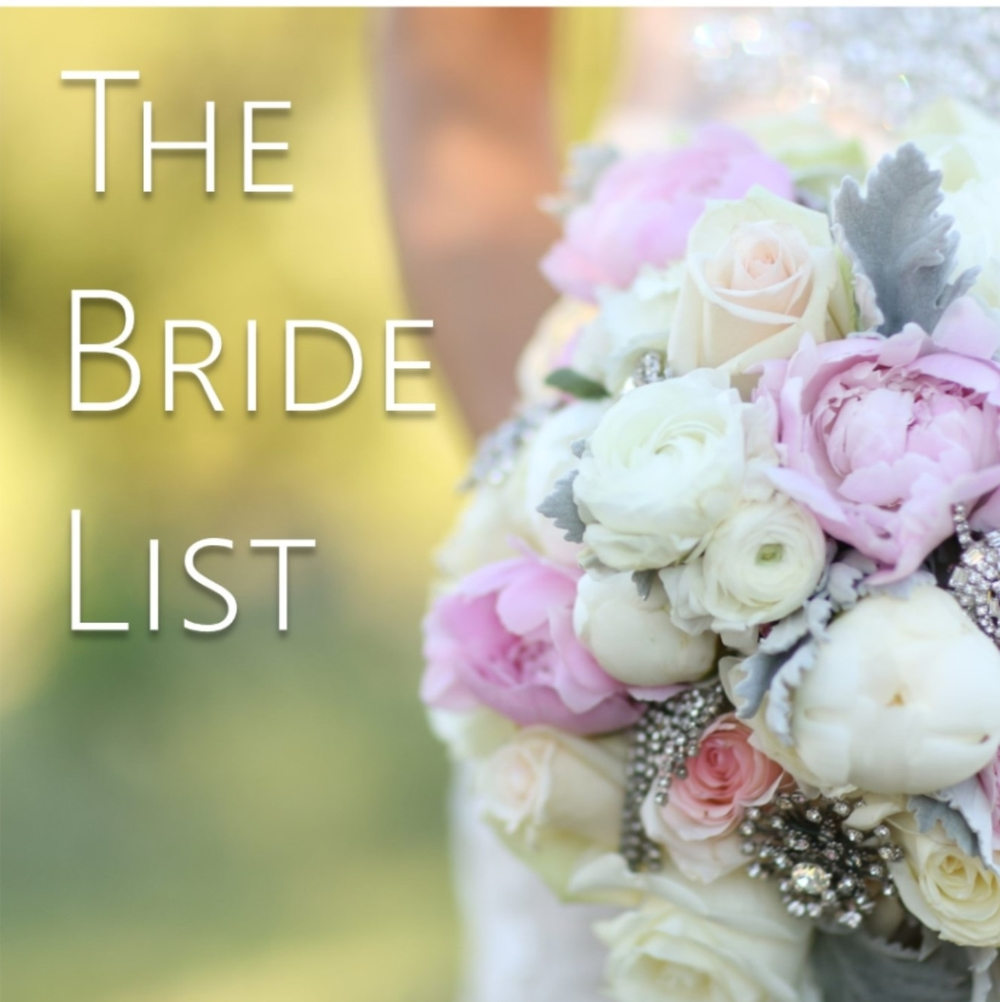 The Bride List | Preferred Wedding Vendors