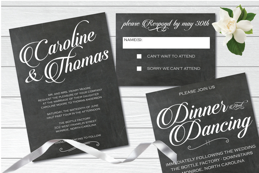 What do I need to know before choosing my wedding invitations ...