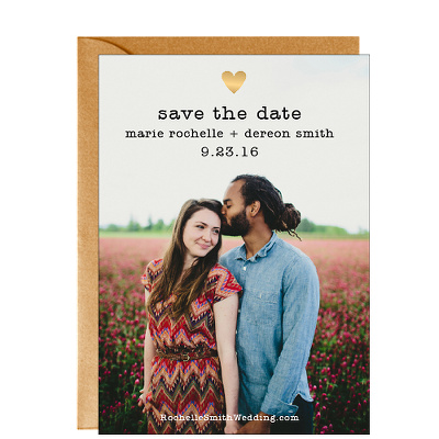 foil stamped wedding invitations, foil stamped save the date