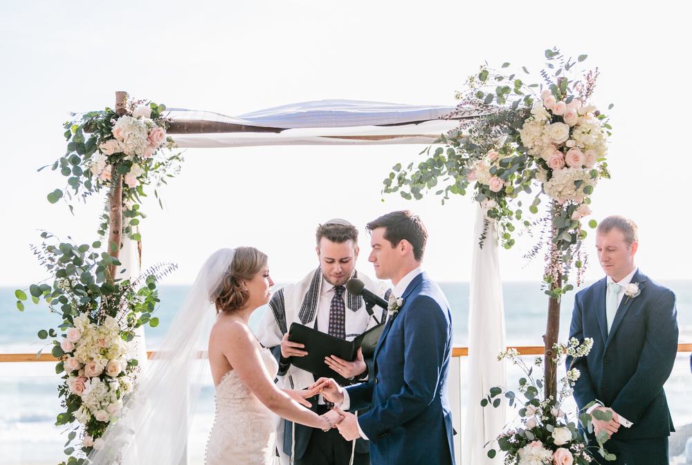 southern california beach wedding malibu west beach club wedding