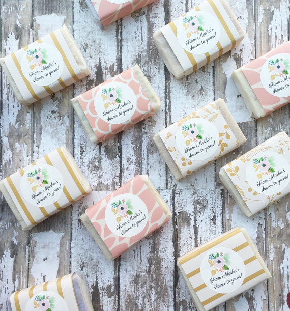 Soap Bridal Shower Favors