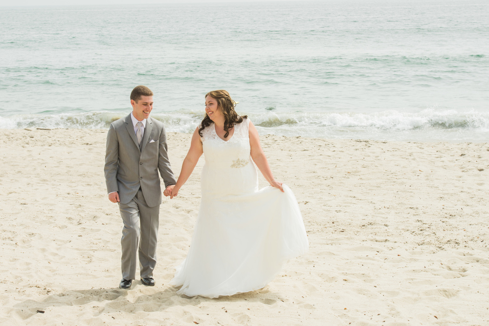 Malibu West Beach Club Wedding - Southern California Beach Wedding Venue