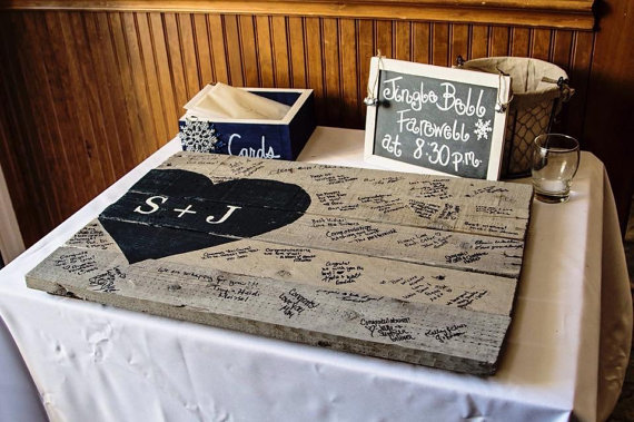 29 Fun + Unique Wedding Guest Book Alternatives — The Overwhelmed ...