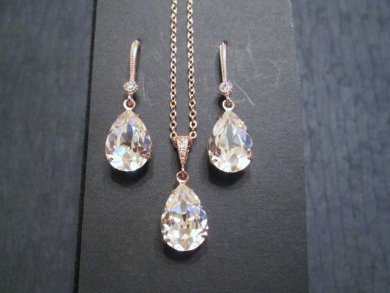 bridesmaid gift jewelry ideas