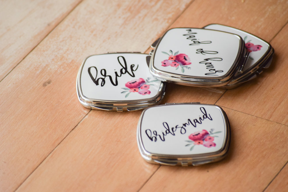 Bridesmaid Gift Idea from Black Label Decor