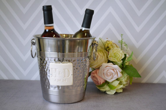 monogrammed wedding items - wedding gift ideas