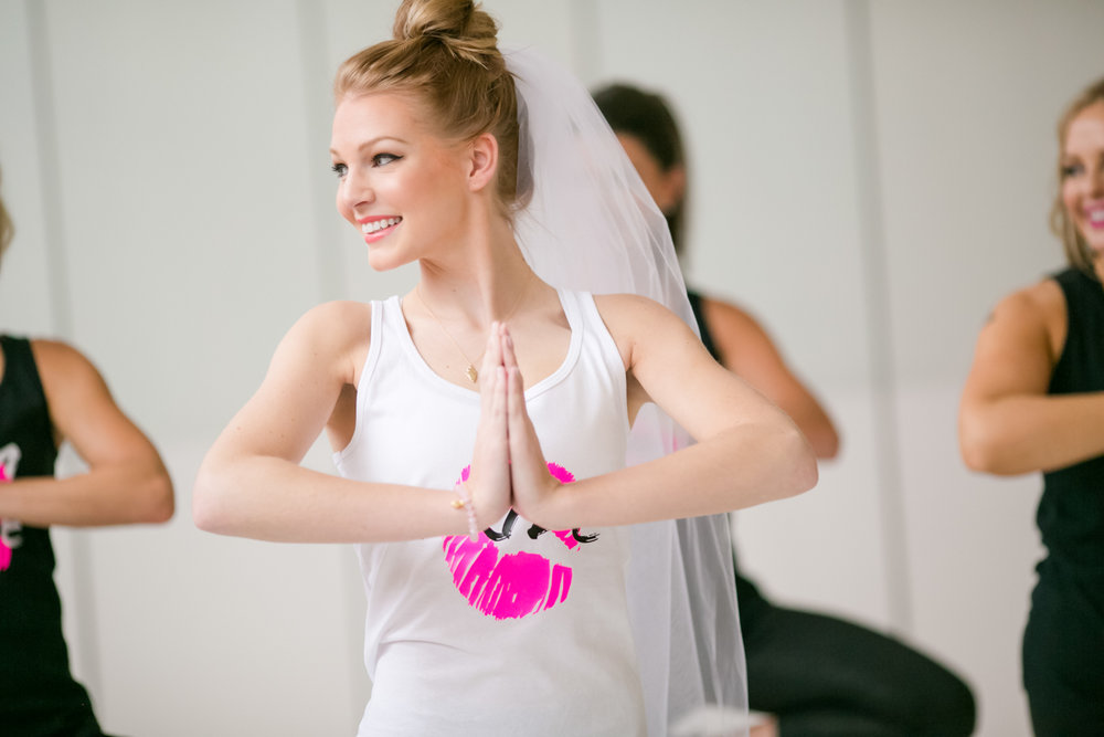 7 Ways to Throw A Fitness Bachelorette Party