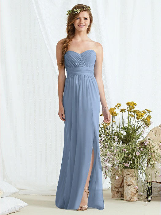 Full Length Fall Bridesmaid Dresses