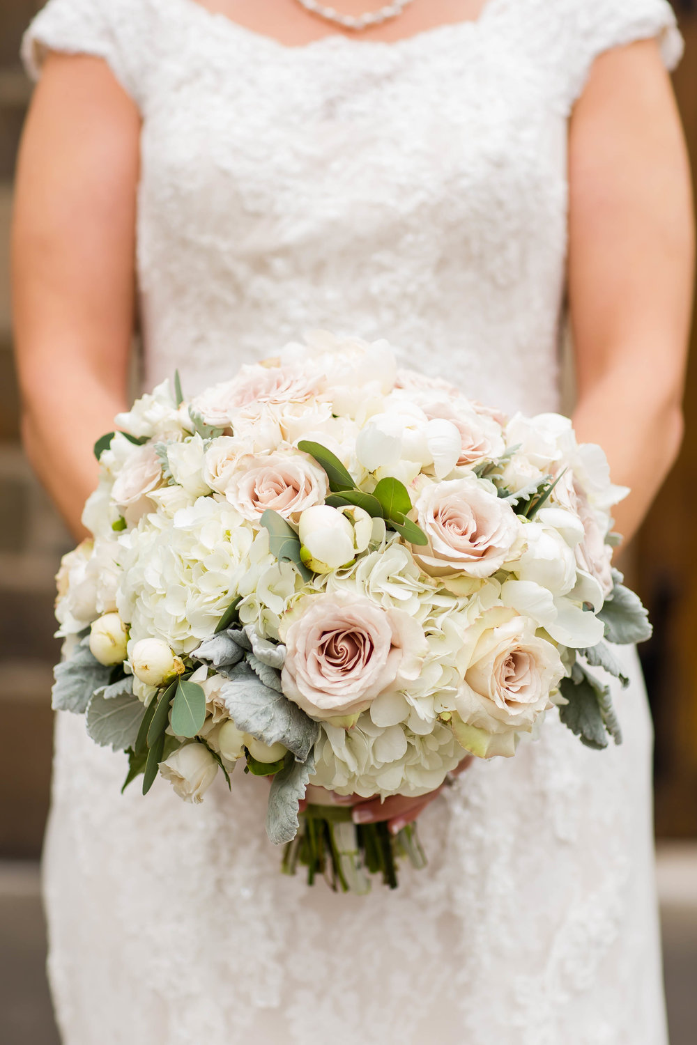 Elegant Cleveland Ohio Church Wedding - Loren Jackson Photography