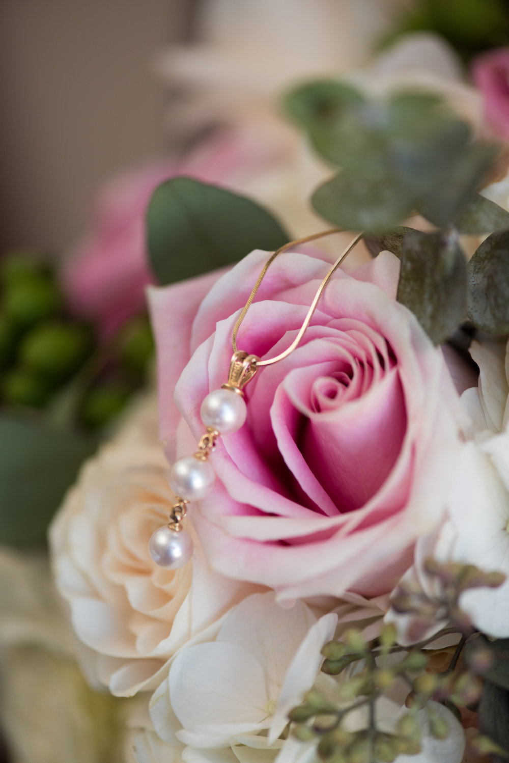 Bridal Earrings - Travel Themed Wedding - Caitlin Gerres Photography