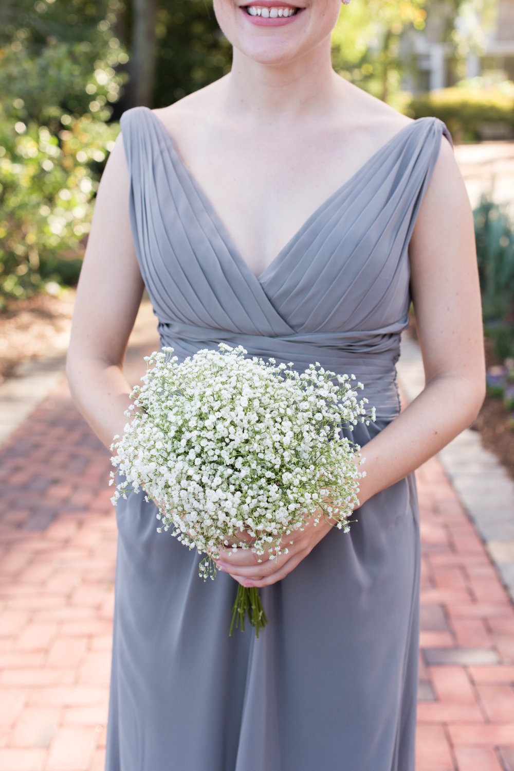 Bridesmaid Bouquet - Travel Themed Wedding - Caitlin Gerres Photography
