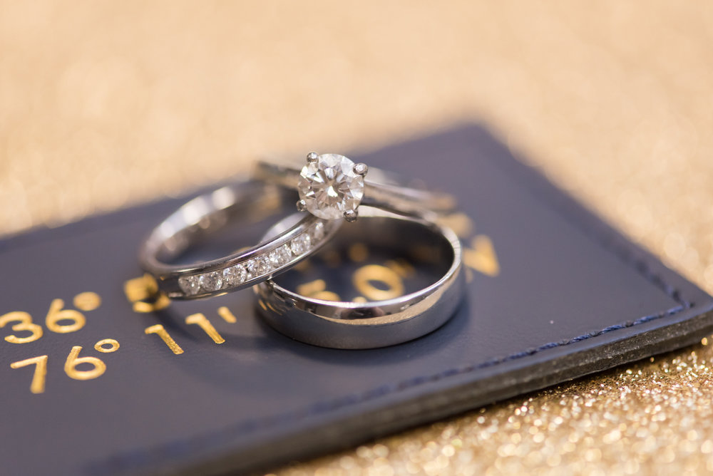 Engageent Ring Photos - Travel Themed Wedding - Caitlin Gerres Photography