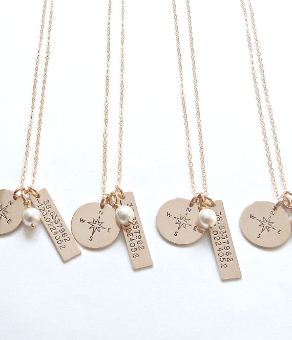blogs story necklace gift code aisle say idea bridesmaid necklaces morse brides