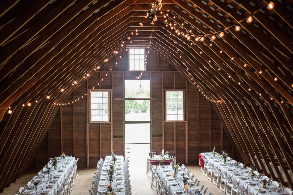A Relaxed DIY New Jersey Farm Wedding - Christine Alyssa Photography