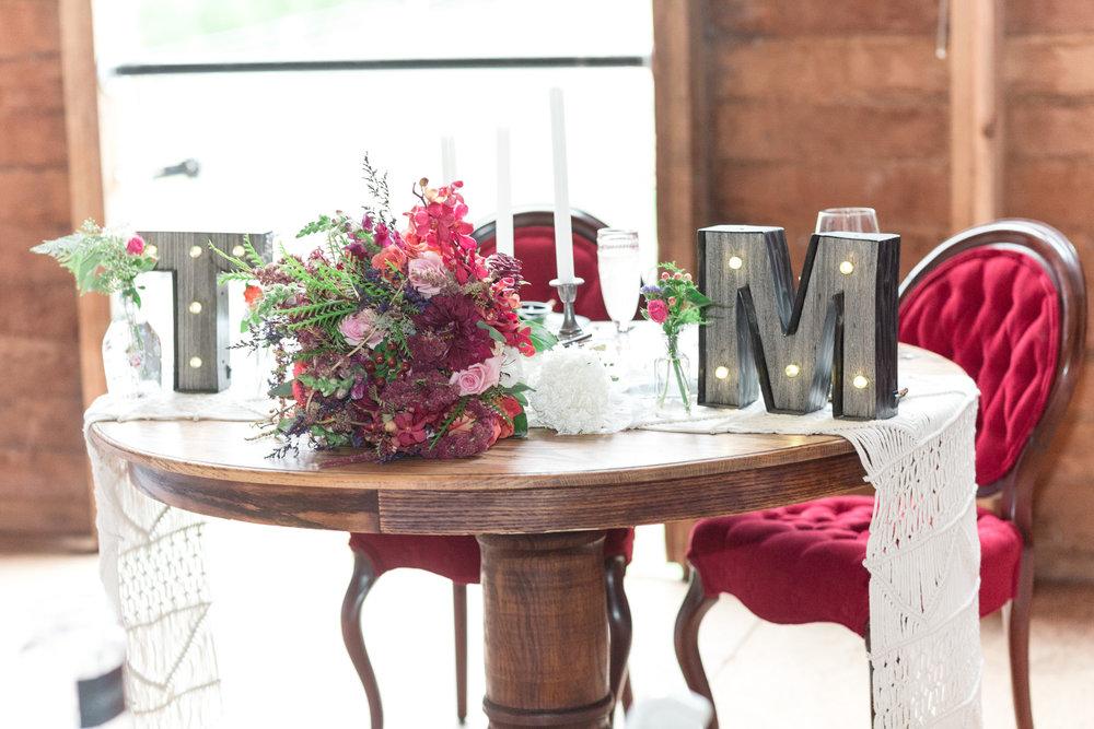 A Relaxed DIY New Jersey Farm Wedding - Christine Alyssa Photography
