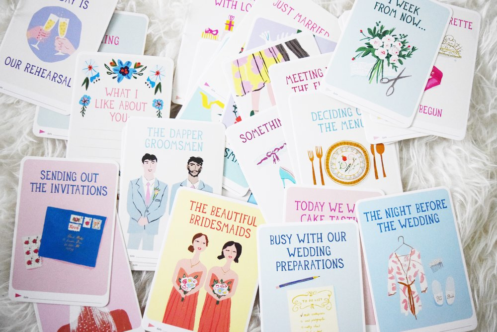 WEDDING GIVEAWAY | Milestone Wedding Cards