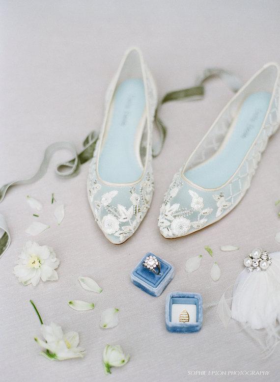 66ce921d83a 34 Gorgeous Bridal Shoes — The Overwhelmed Bride    Wedding Blog + ...