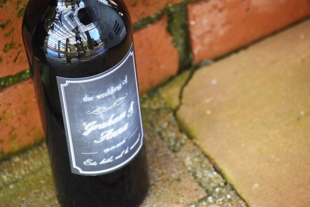 The Bridal Boutique | Personalized + Custom Labeled Wine from Custom Wine Source