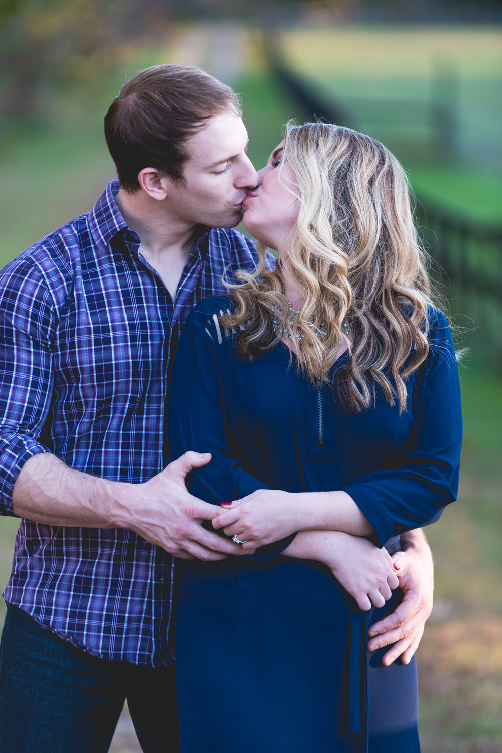 ENGAGEMENT PHOTOS | A Virginia Farm Engagement Session - Free Atkins Photography