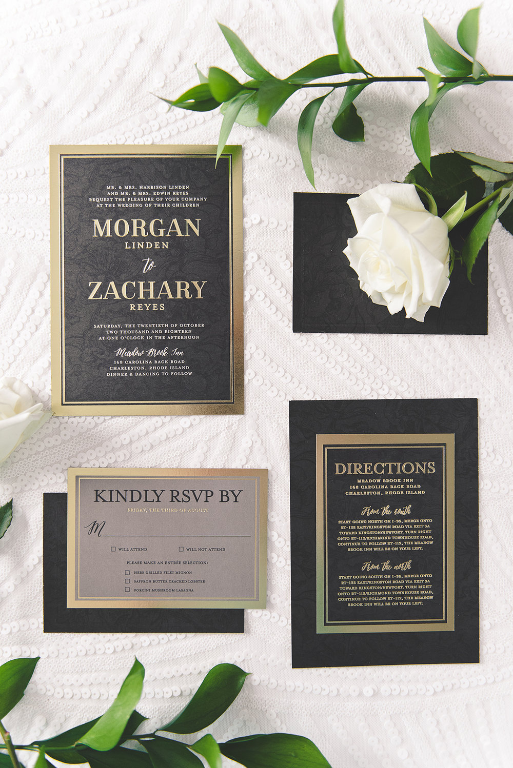 See it hold it love it Wedding Invitation Sample Kits The