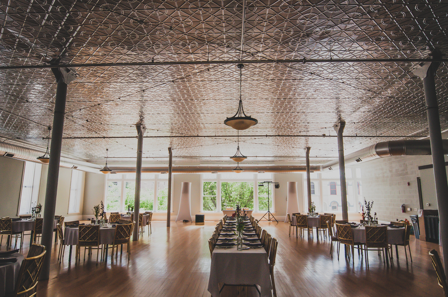 The Loft on Jefferson Wedding, Iowa Wedding Venue - Melissa Cervantes Photography