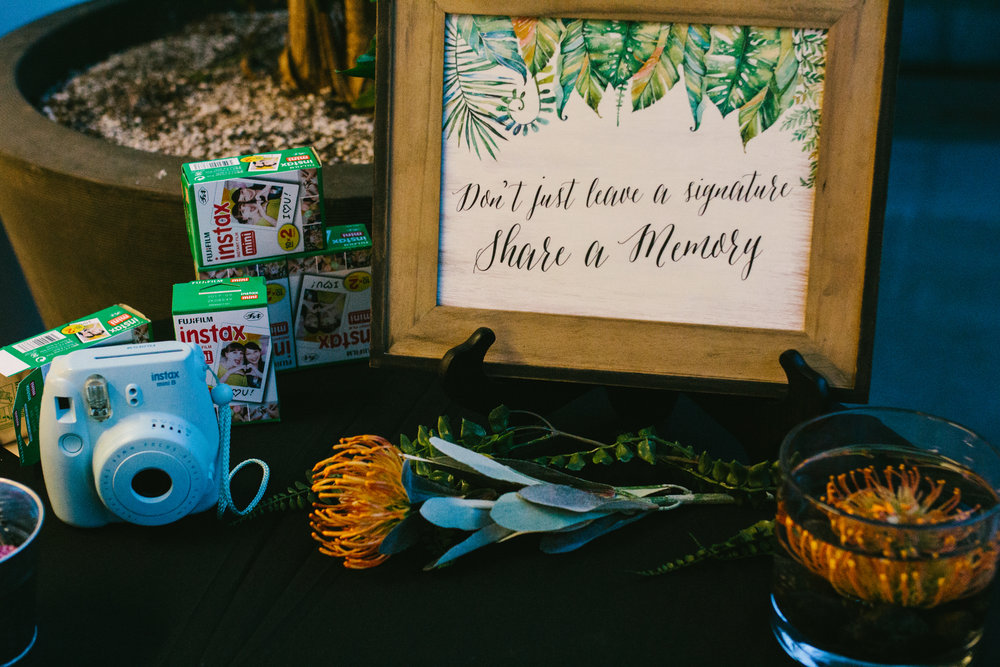 Figurine Wedding Cake Topper - A Botanical Gardens Budget Wedding - From Britt's Eye View Photography
