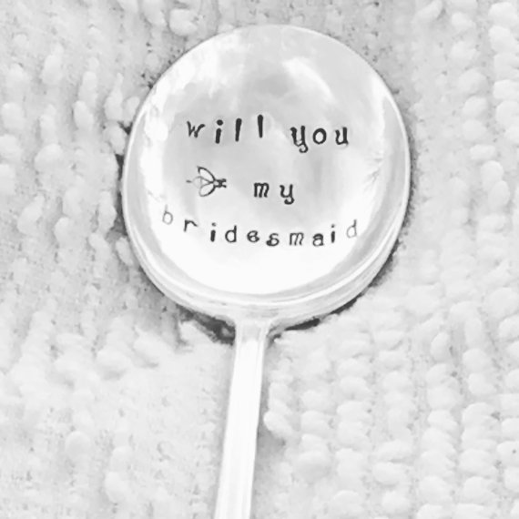 Super Unique Bridesmaid Proposal Ideas