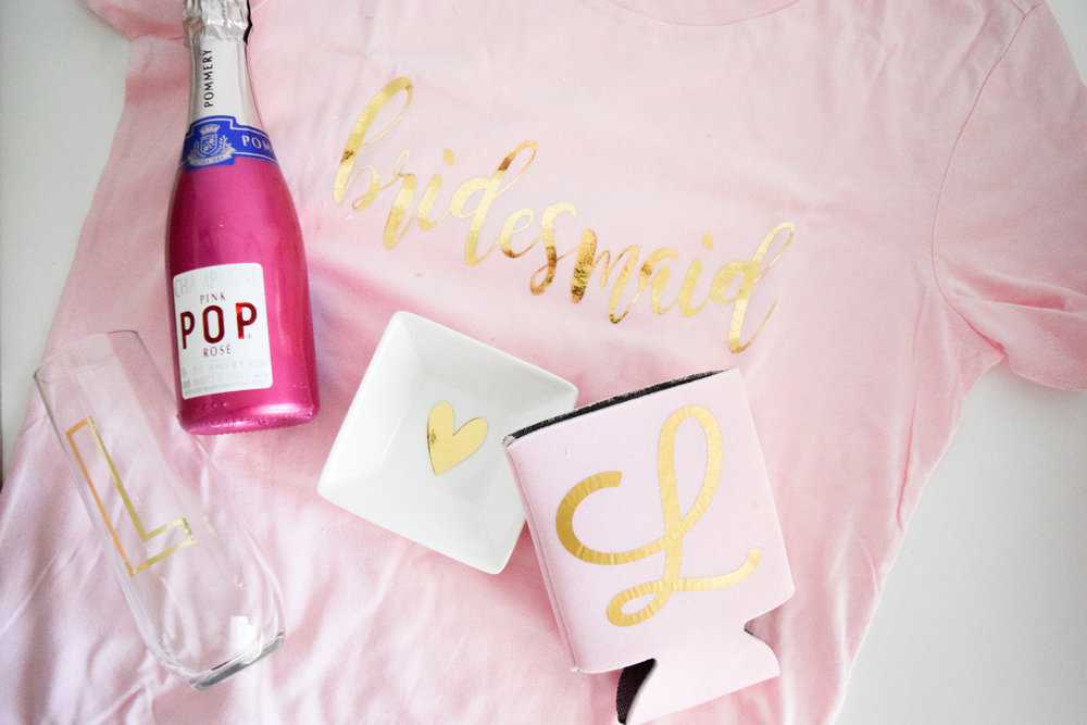 Bridesmaid Proposal Box Ideas by Rather Fancy Designs