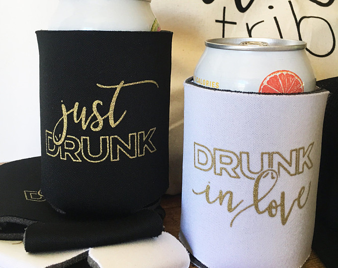 Bachelorette Party Beer Koozies