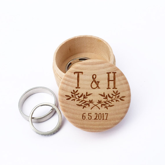 Unique Ring Bearer Ring Holders