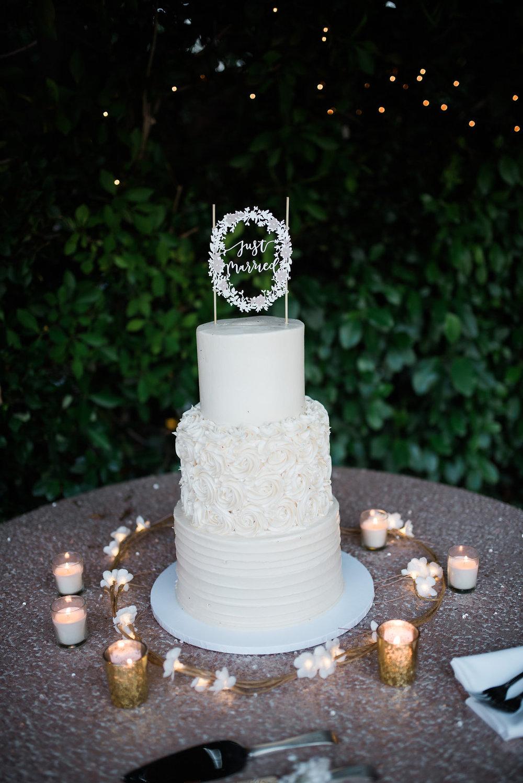 A Romantic Eden Gardens Wedding - Jennifer Lourie Photography