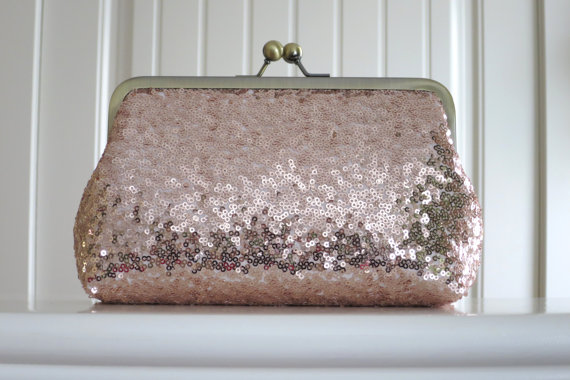 Wedding Day Bridal Clutches - Bridesmaid Clutches