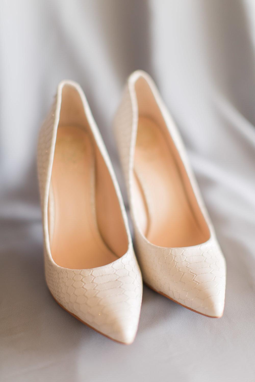 White Wedding Flats - A DeLand, Florida DIY Backyard Wedding