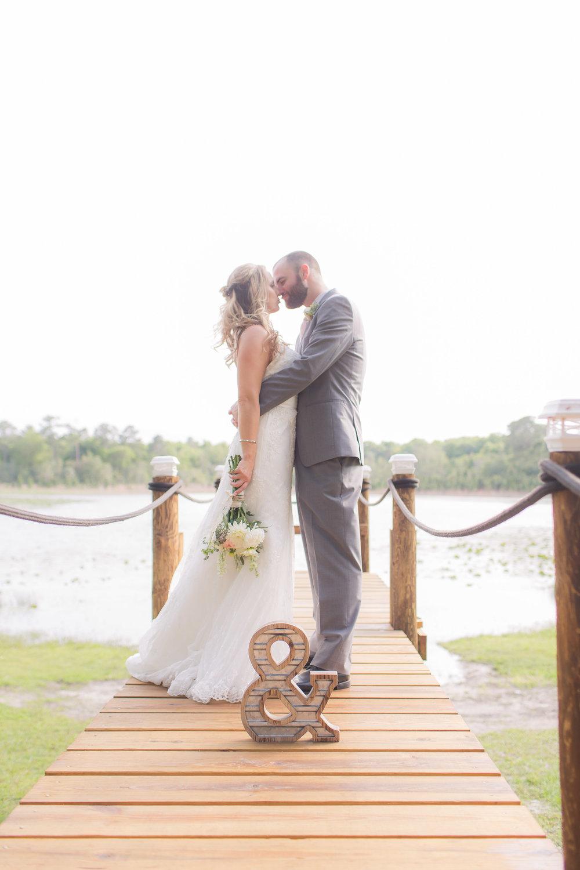 Gorgeous Wedding Photos - A DeLand, Florida DIY Backyard Wedding