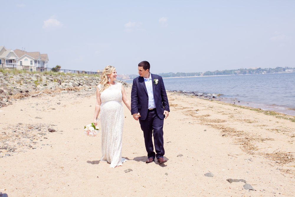 South Amboy Waterfront Wedding | Meely Photography