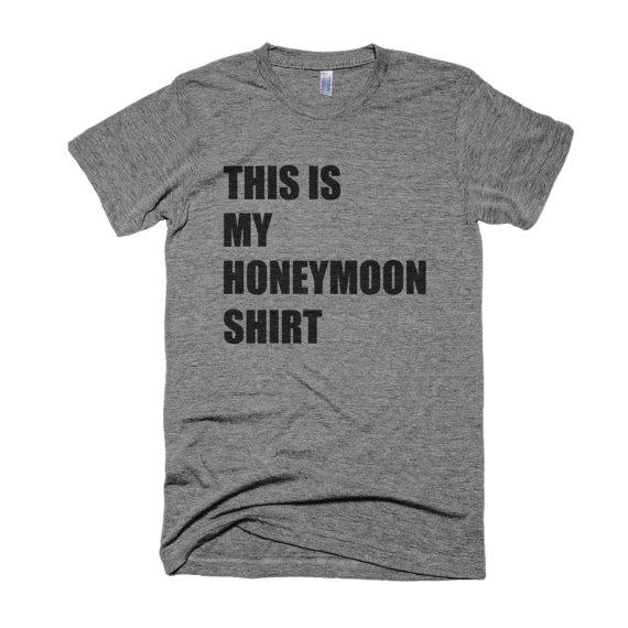 Honeymoon Essentials - This is My Honeymoon Shirt