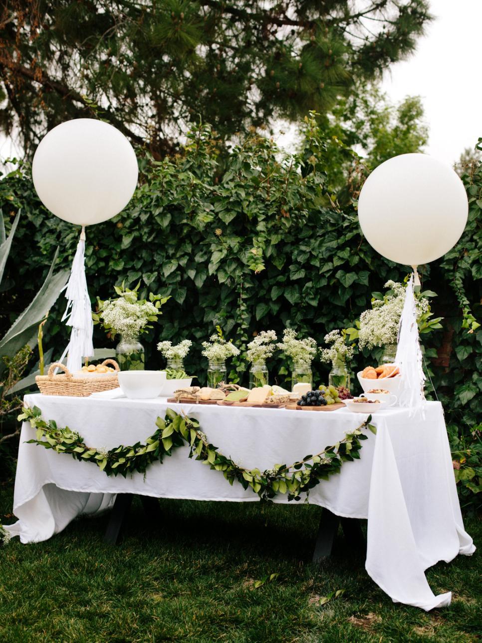 Engagement Party Ideas - Engagement party decor