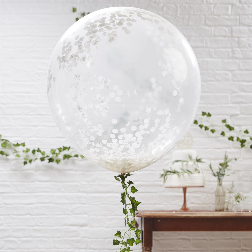 Engagement Party Ideas - Engagement party decor large balloons