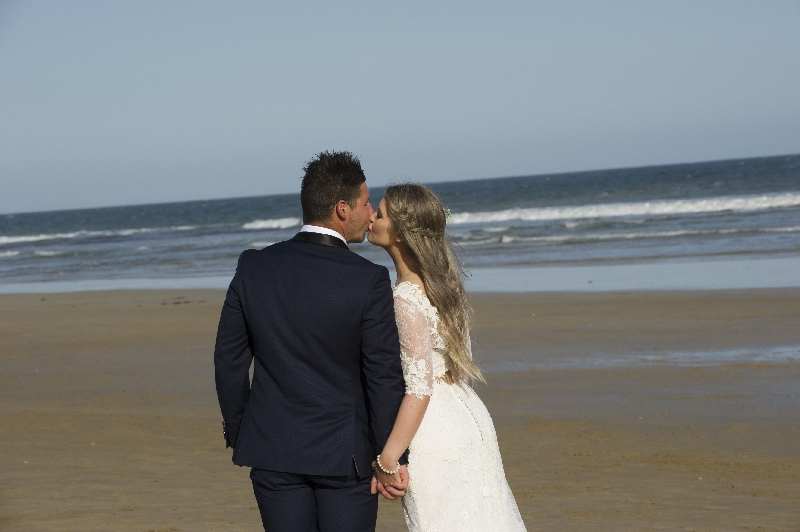 A Torquay Beach Melbourne Wedding - Trevor Cooke Photography