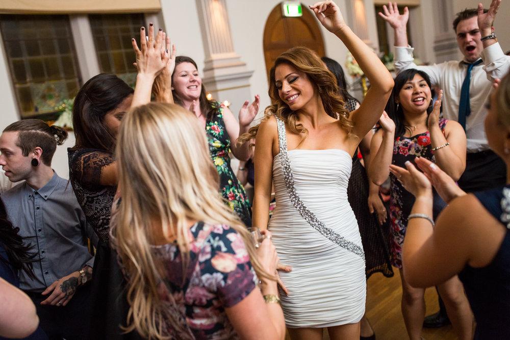 Bride Wedding Reception Dress - A Curzon Hall Wedding - T-One Photography