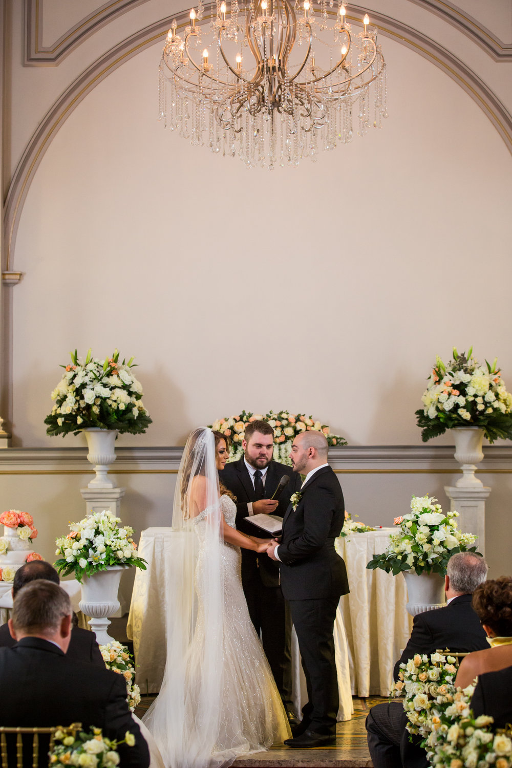 A Curzon Hall Wedding - T-One Photography