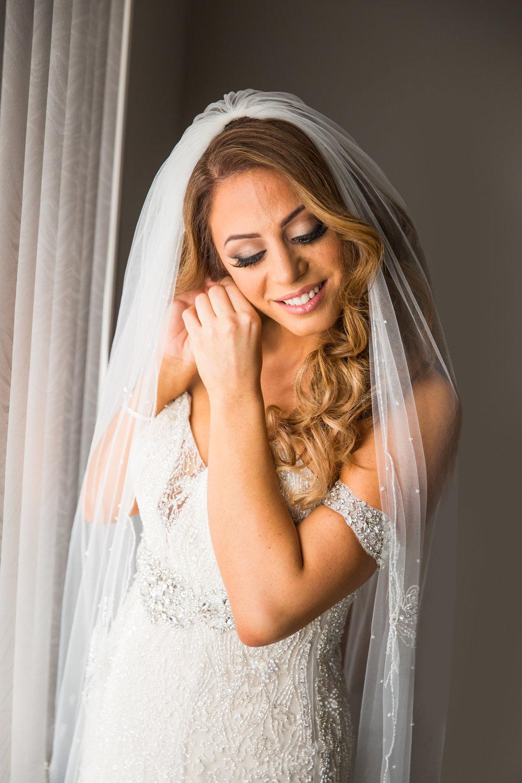 La Sposa Beaded WEdding Dress - A Curzon Hall Wedding - T-One Photography