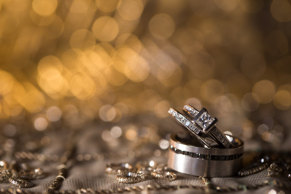 Gorgeous Wedding Ring Photos - A Curzon Hall Wedding - T-One Photography